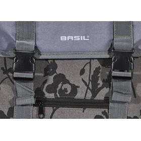 Basil Tour Elegance - Bolsa bicicleta - gris